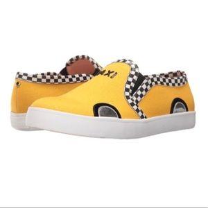 Kate Spade Linda Slip-on Taxi Shoes 🚕